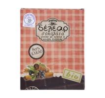 Organska mlečna čokolada cimet - 75g