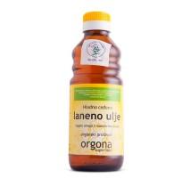 Organsko ulje laneno nerafinisano - 250ml