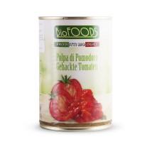 Organski Seckani paradajz konzerva - 400g
