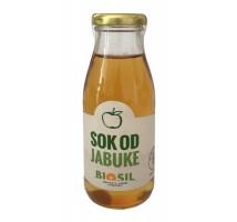 Organski sok jabuka - 250ml