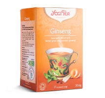 Organski cvet ženšena (Yogi tea) - 30g