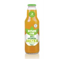 Organic apple juice - 0,75l