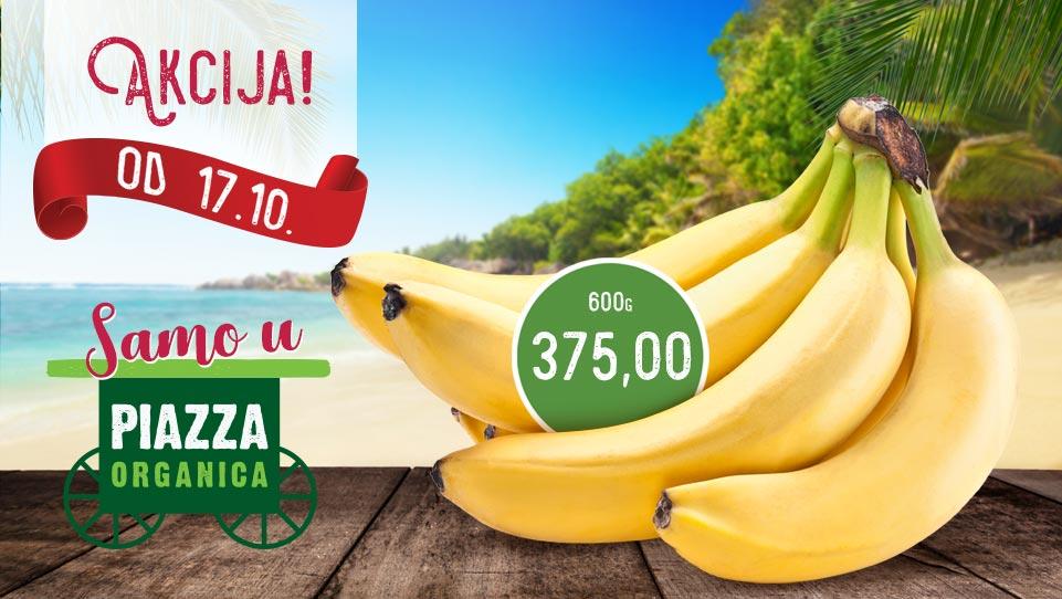 Organske banane